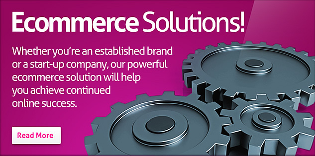 Ecommerce online shops and solutions